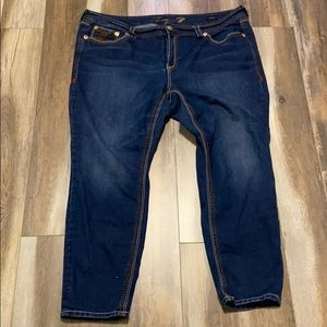 SEVEN7 skinny jeans. Size 24
